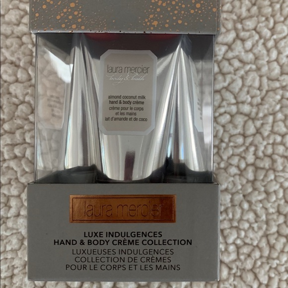 laura mercier Other - Laura Mercier Hand Cream Trio